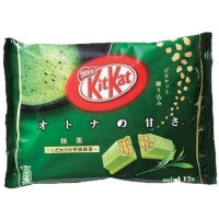 Kitkat Green Tea Flavo..