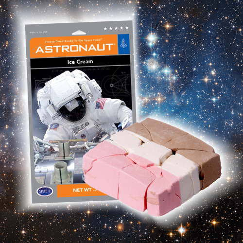 astronaut ice cream in space - photo #42