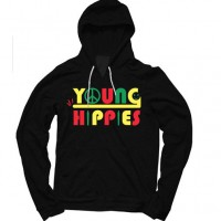 Young Hippies Hoodie