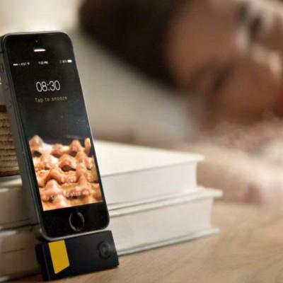 iPhone Bacon Scent Alarm Clock
